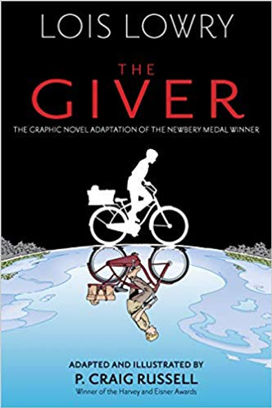The Giver (Graphic Novel) ( Giver Quartet #1 ) Cover