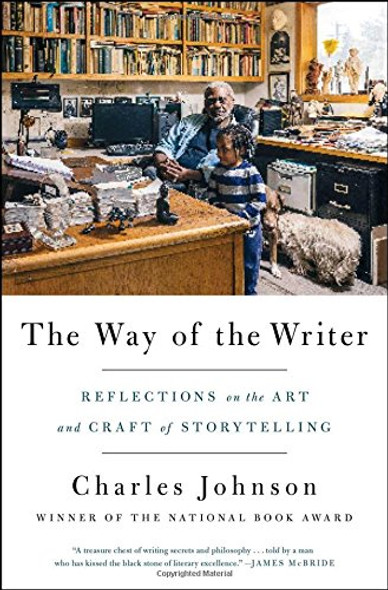 The Way of the Writer: Reflections on the Art and Craft of Storytelling Cover