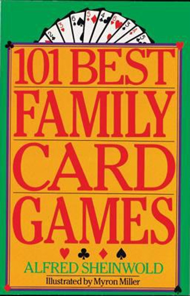 101 Best Family Card Games Cover