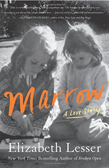Marrow: A Love Story Cover