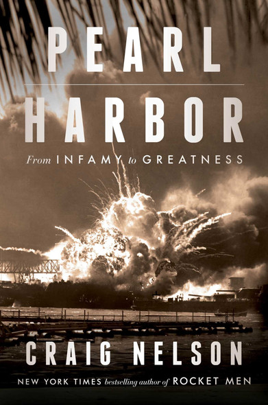 Pearl Harbor: From Infamy to Greatness Cover