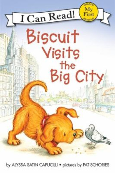 Biscuit Visits the Big City Cover
