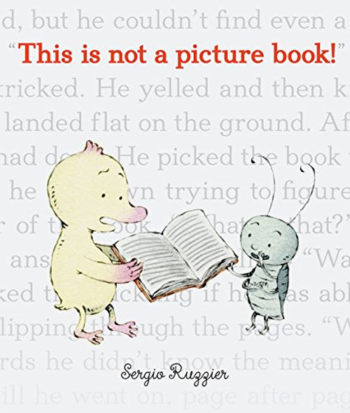 This Is Not a Picture Book! Cover