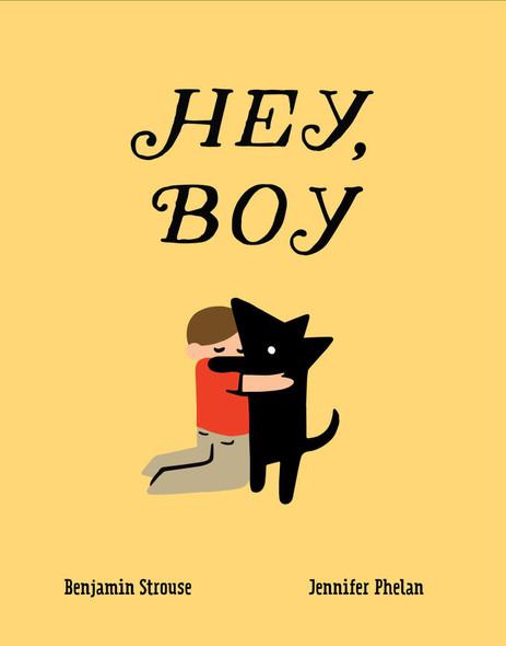 Hey, Boy Cover