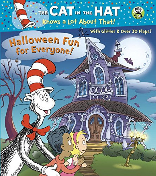 Halloween Fun for Everyone! (Dr. Seuss/Cat in the Hat) (Cat in the Hat Know a Lot about That!) Cover