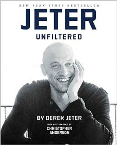 Jeter Unfiltered Cover
