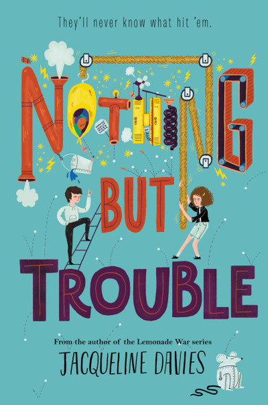 Nothing But Trouble (Nothing But Trouble #1) Cover
