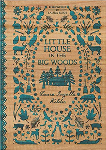 Little House in the Big Woods ( Little House #1 ) Cover
