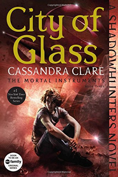 City of Glass (Reissue) (Mortal Instruments #3) Cover