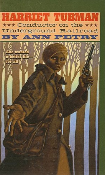 Harriet Tubman: Conductor on the Underground Railroad Cover
