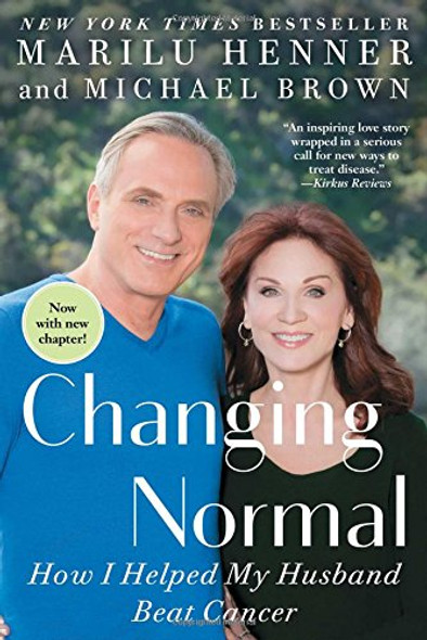 Changing Normal: How I Helped My Husband Beat Cancer Cover