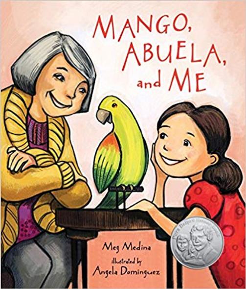 Mango, Abuela, and Me Cover