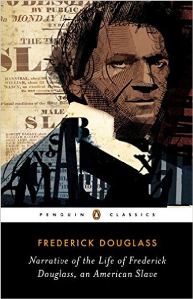 Narrative of the Life of Frederick Douglass, an American Slave (Penguin Classics) Cover