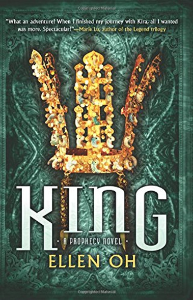 King (Prophecy) Cover