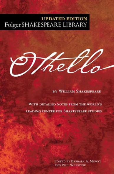 Othello (Folger Shakespeare Library) Cover