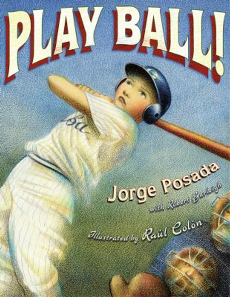 Play Ball! Cover