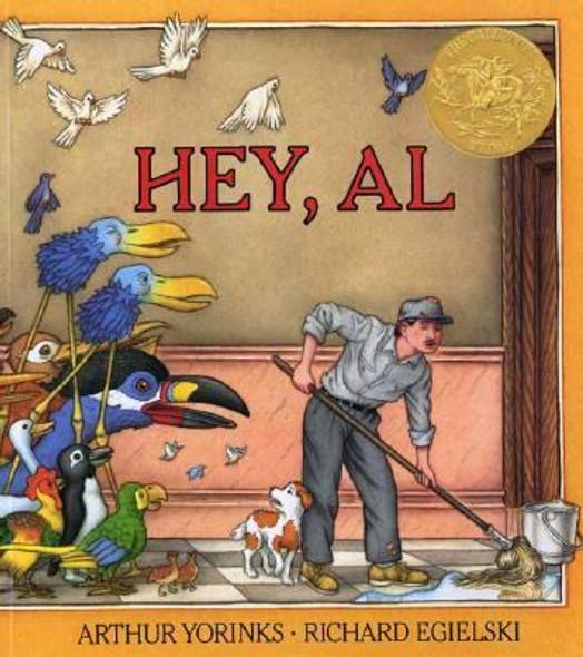 Hey, Al Cover