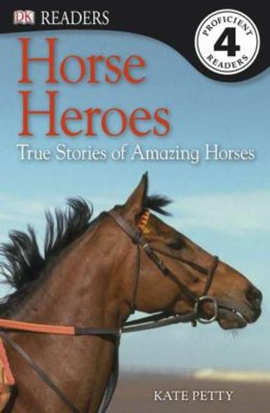 DK RD L4: Horse Heroes: Horse Heroes Cover