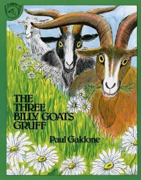 The Three Billy Goats Gruff Cover