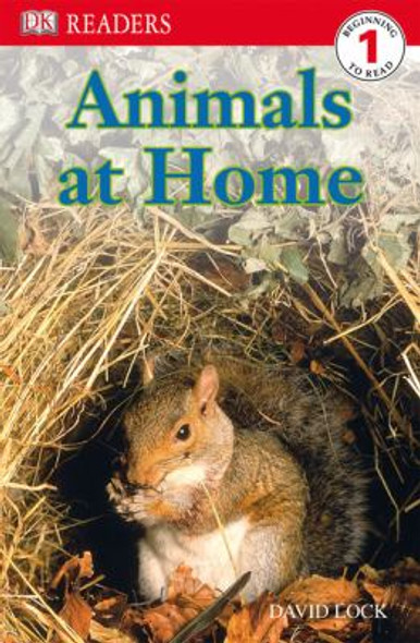 Animals at Home Cover
