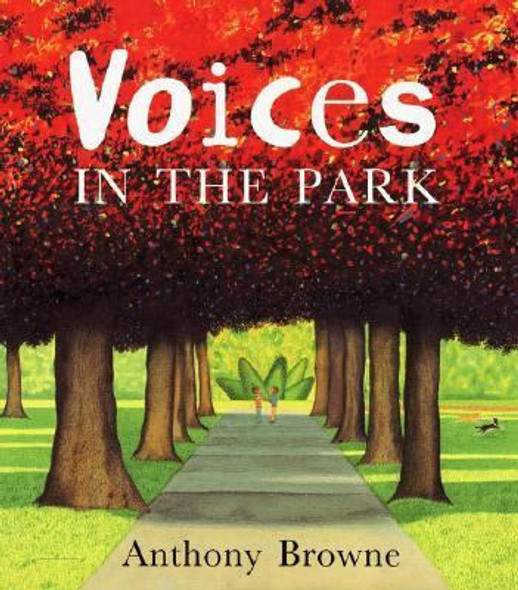 Voices in the Park Cover
