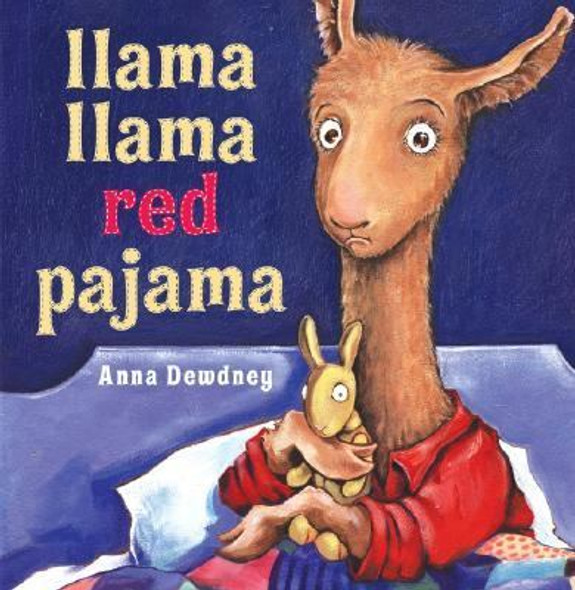 Llama, Llama Red Pajama Cover