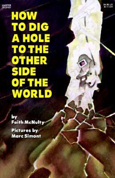 How to Dig a Hole to the Other Side of the World Cover