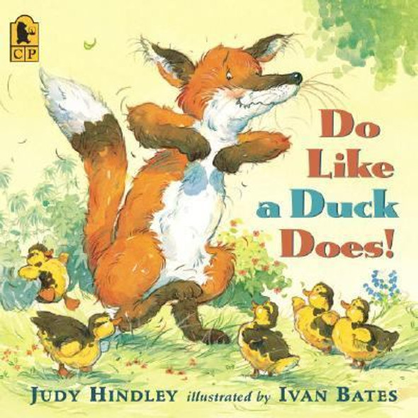 Do Like a Duck Does! Cover