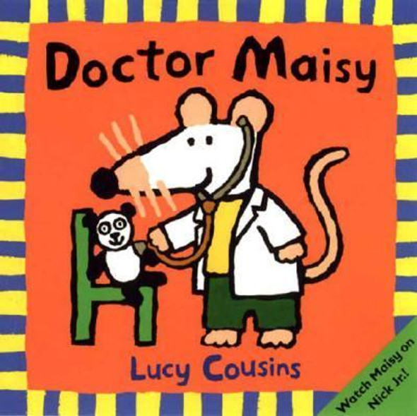 Doctor Maisy Cover
