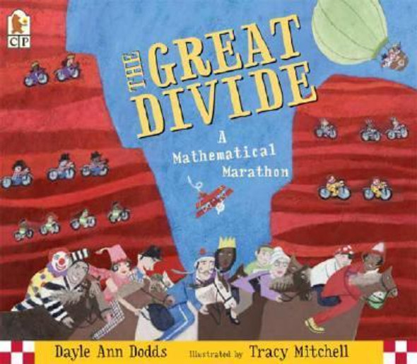 The Great Divide: A Mathematical Marathon Cover