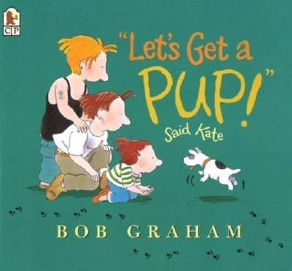 "Let's Get a Pup!"" Said Kate Cover"