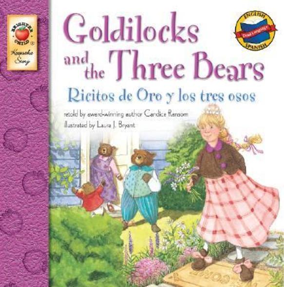 Goldilocks and the Three Bears - Ricitos de Oro y los Tres Osos Cover