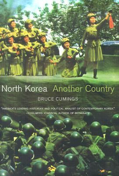 North Korea: Another Country Cover