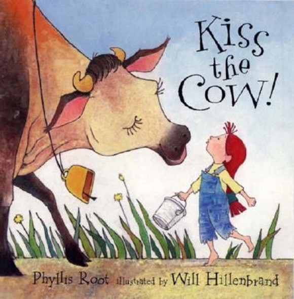 Kiss the Cow! Cover