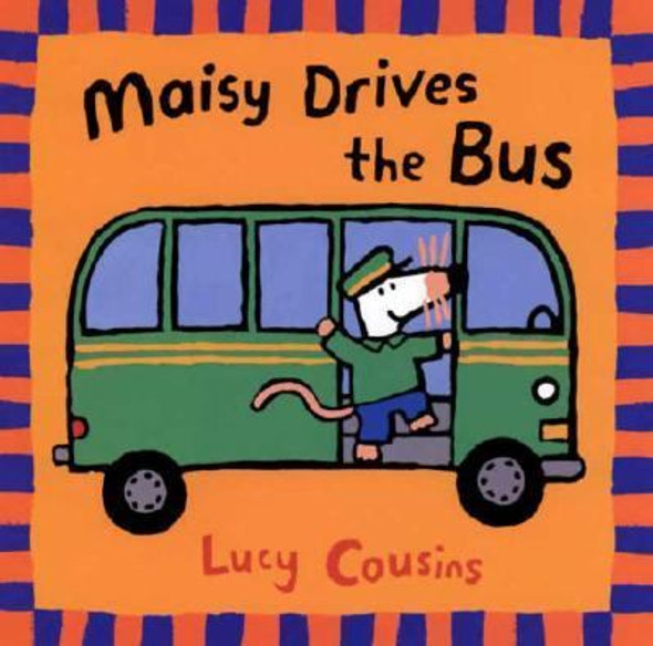 Maisy Drives the Bus Cover