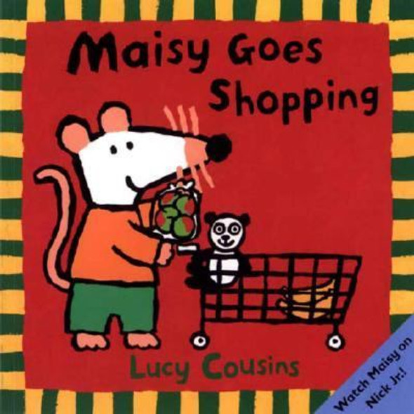 Maisy Goes Shopping Cover