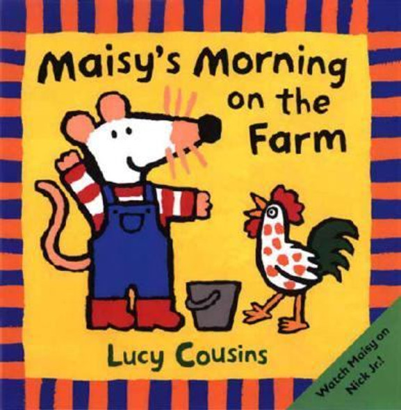 Maisy's Morning on the Farm Cover