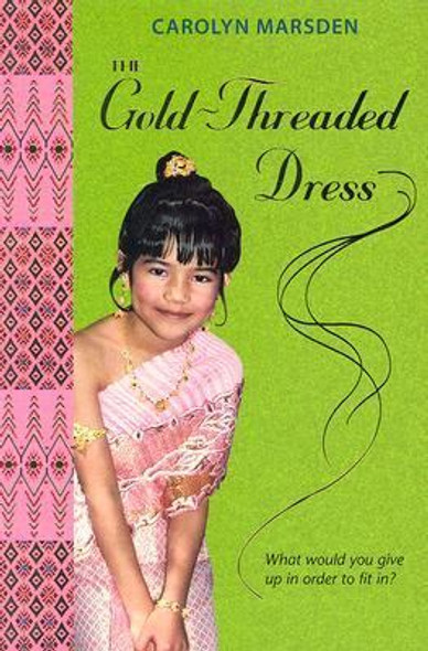 The Gold-Threaded Dress Cover