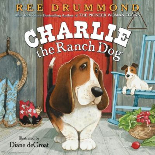 Charlie the Ranch Dog Cover