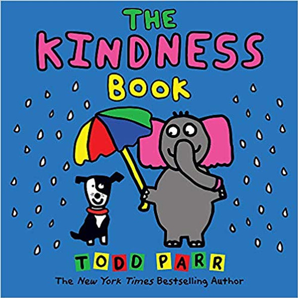 The Kindness Book Cover