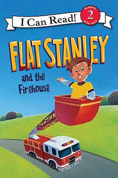 Flat Stanley and the Firehouse Cover