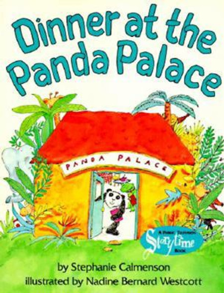 Dinner at the Panda Palace Cover