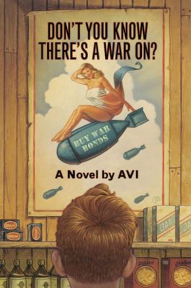 Don't You Know There's a War On? Cover