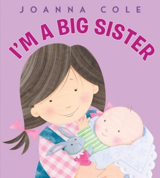 I'm a Big Sister Cover