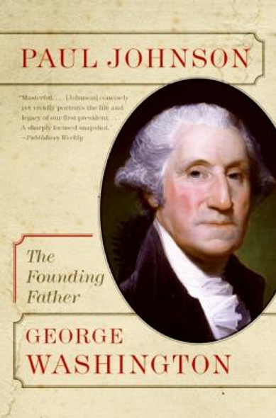 George Washington: The Founding Father Cover