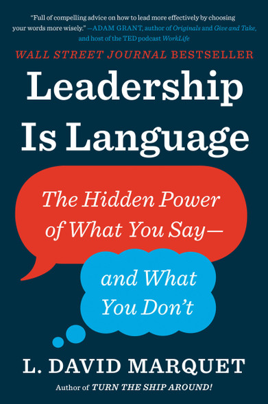 Leadership is Language - Cover