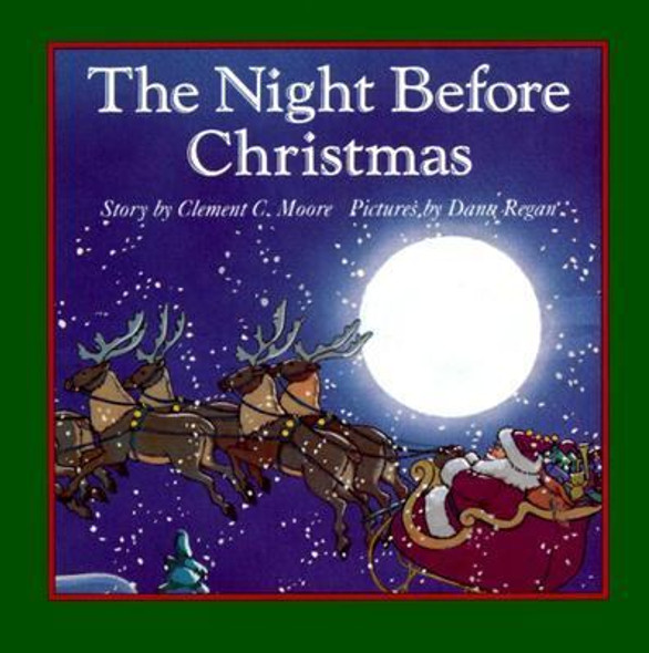 The Night Before Christmas (Abridged) Cover