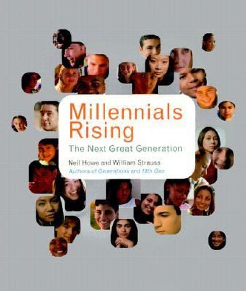 Millennials Rising: The Next Great Generation Cover