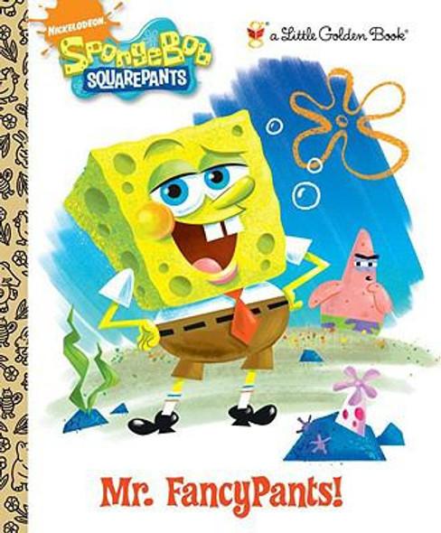 Mr. FancyPants! (Little Golden Book) Cover