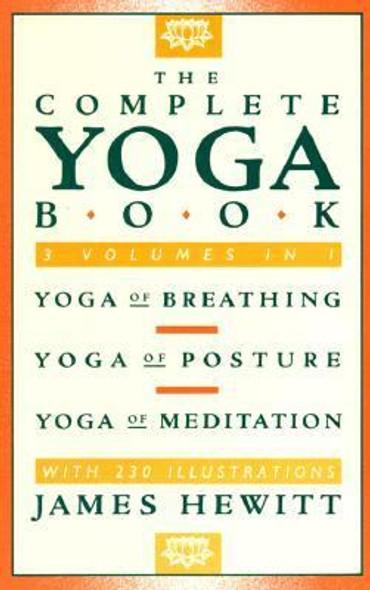 Complete Yoga Book Cover